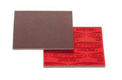 "Picture of 3"" X 4"" Premium Red A/O Foam Pads"