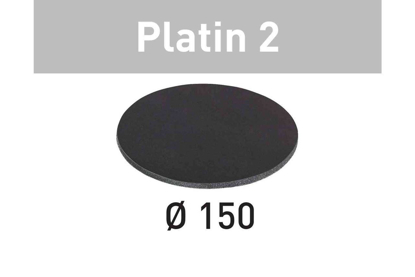 Picture of Abrasive sheet Platin 2 STF D150/0 S4000 PL2/15