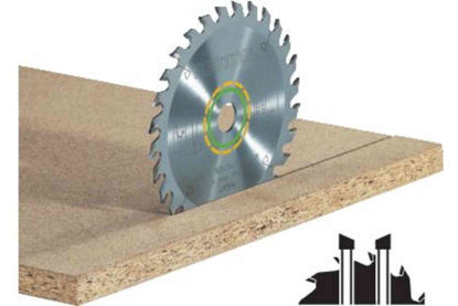 Picture of Saw Blade HW 210X2,4X30 W36