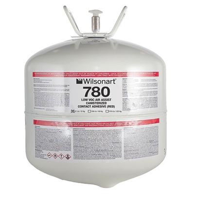 Picture of Wilsonart 780/781 Low VOC Air Assist Canisterized Contact Adhesive