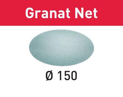 Picture of Abrasive net Granat Net STF D150 P80 GR NET/50