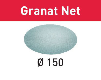 Picture of Abrasive net Granat Net STF D150 P400 GR NET/50
