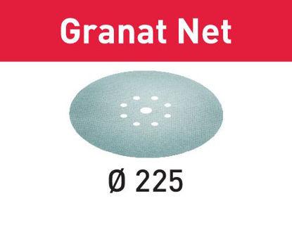 Picture of Abrasive net Granat Net STF D225 P180 GR NET/25