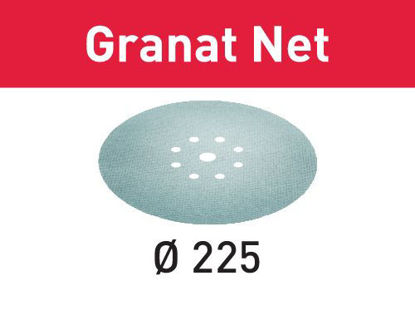 Picture of Abrasive net Granat Net STF D225 P240 GR NET/25