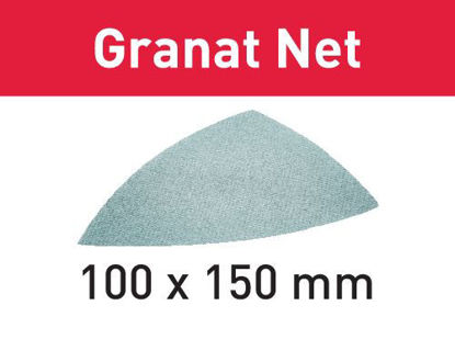 Picture of Abrasive net Granat Net STF DELTA P80 GR NET/50
