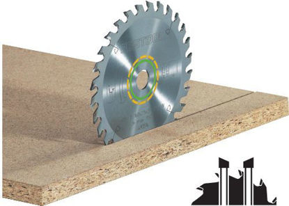 Picture of Universal Saw Blade 190x2,8x30 W32
