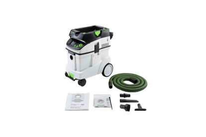 Picture of Dust Extractor CLEANTEC CT 48 E AC HEPA