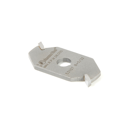 Picture of 53107 Slotting Cutter 2 Wing x 1-7/8 Dia x 5/32 x 5/16 Inner Dia