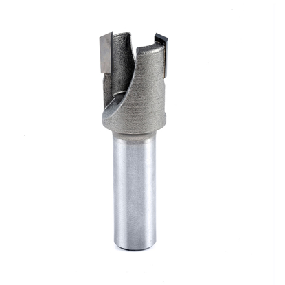Picture of 55222 Carbide Tipped Plug Cutter for Drill Press 25/32 Dia x 1/2 x 1/2 Inch Shank