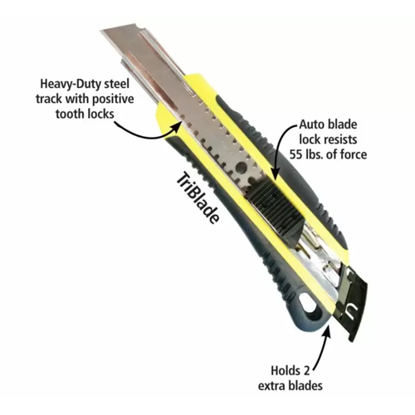 Picture of TriBlade Utility Knife