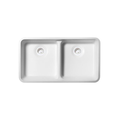 Picture of Wilsonart Double Equal ADA Kitchen Sink (BD2916-UD)